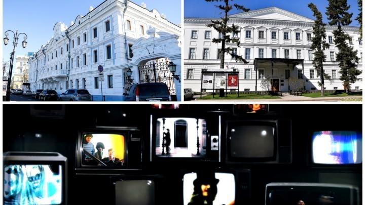 «Ночь искусств» в Нижнем Новгороде: «Пластический концерт», интригующие «Персонажи» и музы
