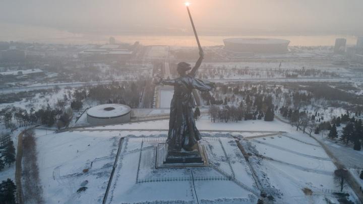 Метель, туман и гололёд: в Волгоградской области к выходным ударят морозы -25°С