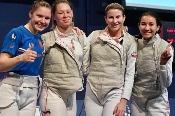 Аделина Загидуллина завоевала золото в Германии