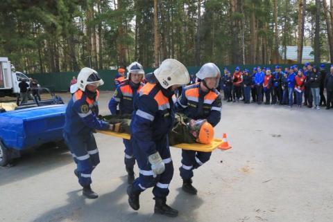Студентов планируют привлекатьк работе с МЧС России и Российским союзом спасателей