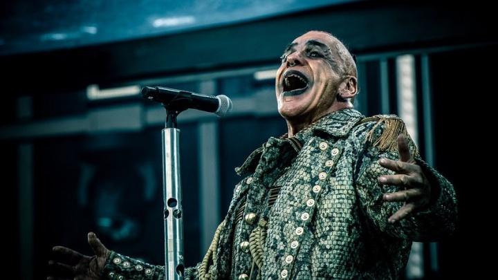Екатеринбург стал одним из пяти российских городов, где лидер Rammstein устроит грандиозное шоу