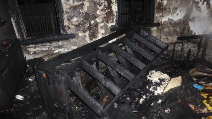 Сельчанин убил товарища в Башкирии и сжег его тело за интимную связь с матерью