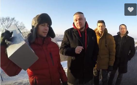 Дзержинский канал чирьев