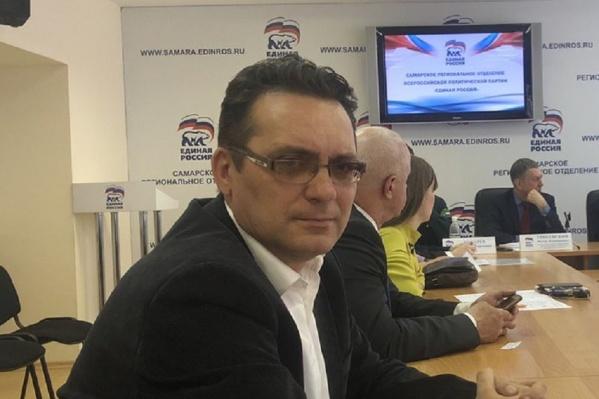 Сейчас Дмитрий Гуренков работает управляющим микрорайоном