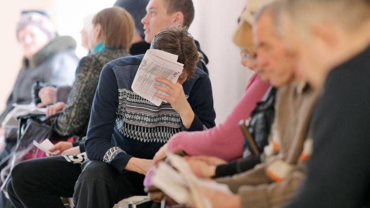 В Челябинской области официально объявили эпидемию гриппа