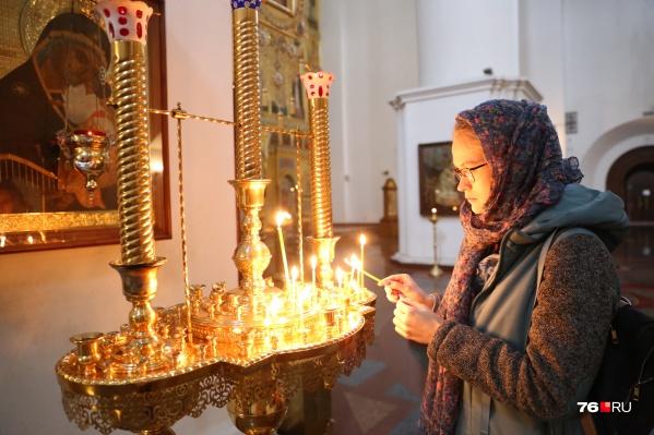Мы узнали размер рекомендуемых пожертвований в ярославских храмах