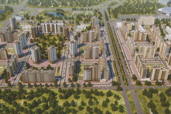 Некоторые жилые комплексы сегодня можно назвать настоящим украшением города<br>&nbsp;<br>