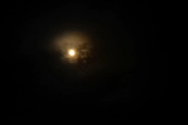 Обломки космического корабля упали за Карпинском