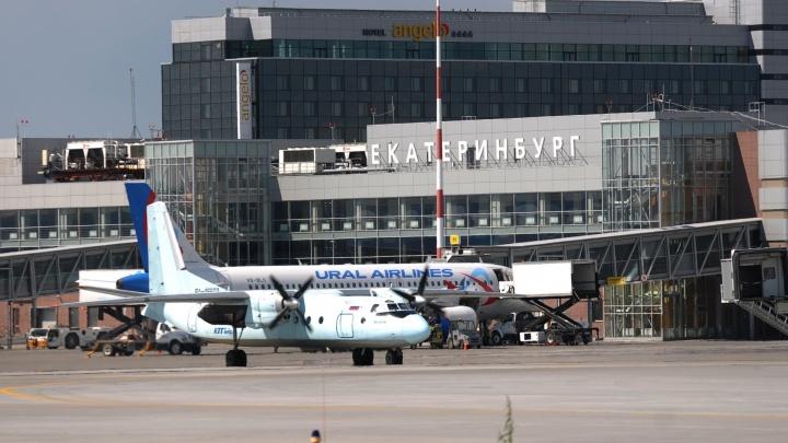 В Кольцово пассажирку сняли с рейса за скандал из-за бутылки водки
