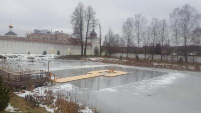 Ближе, чем на Толге: в Крещение под Ярославлем откроют и освятят ещё одну открытую купель