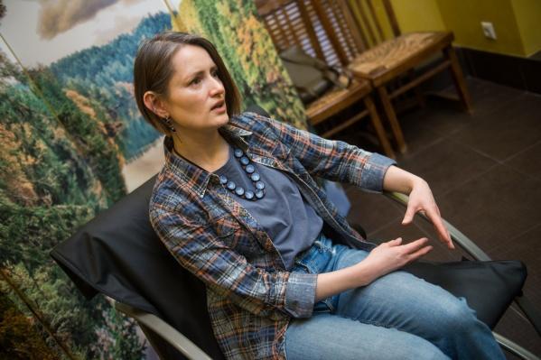 Психолога и педагога Анну Быкову многие знают как «ленивую маму»