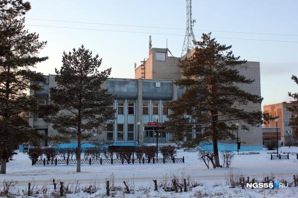 В посёлке преобладает советская архитектура