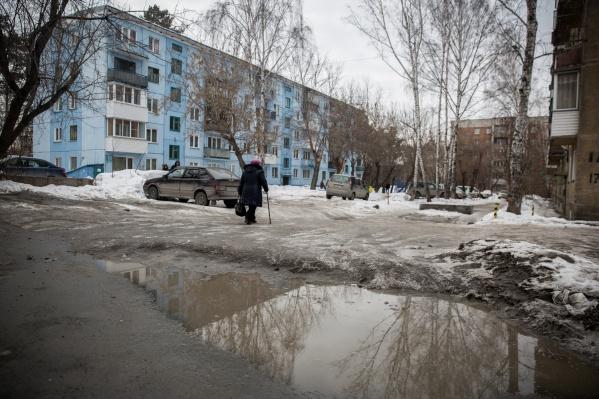 К концу недели в Новосибирске потеплеет до 8 градусов
