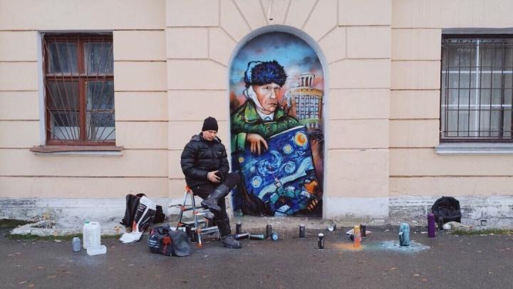 В Дзержинске у Моны Лизы появился сосед