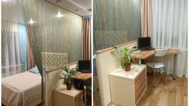 Безболезненный ремонт в малогабаритке: стоит ли жертвовать спальным местом