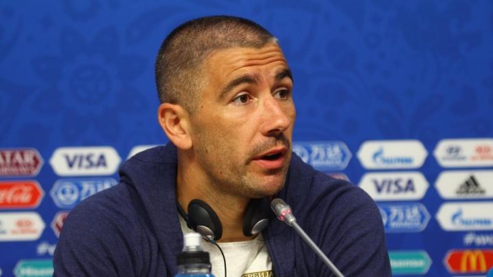 Капитан сборной Сербии по футболу получил обещанную самарским губернатором «Ладу»