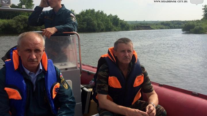 Тело утонувшей в Шадринске семилетней девочки нашли