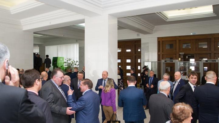 В Самарской области собираются увеличить количество чиновников