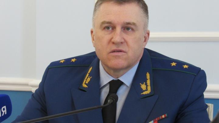 Прокурор Зауралья стал заместителем генпрокурора РФ Юрия Чайки