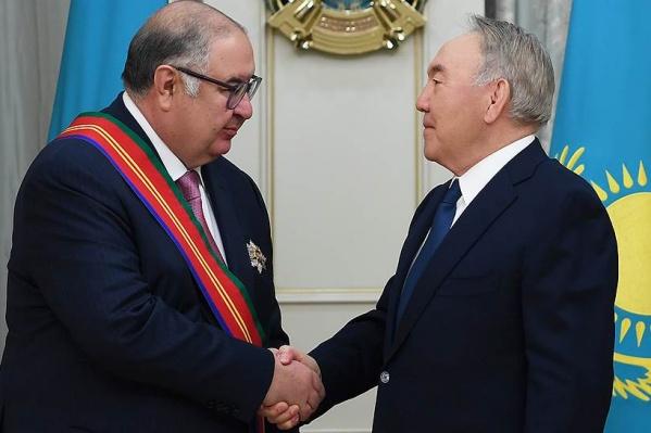Алишер Усманов был награжден орденом Дружбы еще в декабре 2018 года, но вручение награды состоялось лишь сейчас<br>