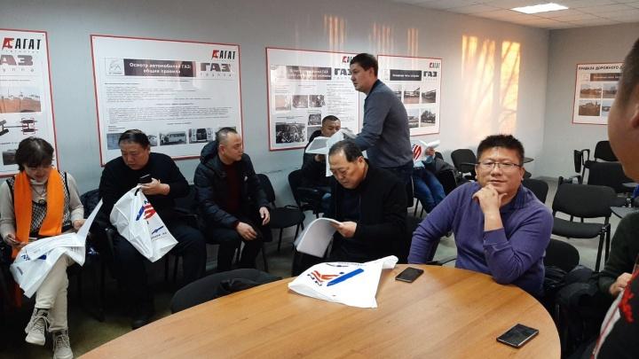 Нижегородские компании вышли на китайский рынок