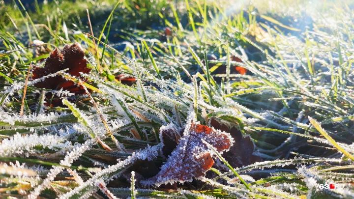 Экстремальный холод: в Самаре погода вновь побила рекорды