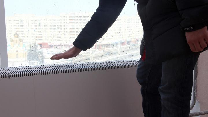 Десятки домов в центре Омска остались без отопления в +5 градусов