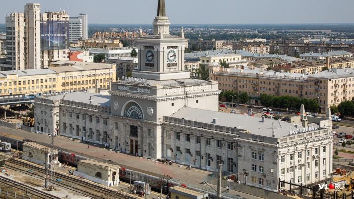 РЖД заплатит миллион за вывоз снега с вокзала «Волгоград-1»