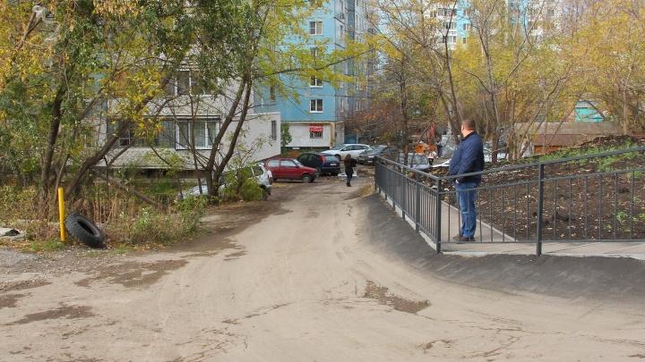 В Самаре проверят легальность дорог у новостроек на Московском шоссе
