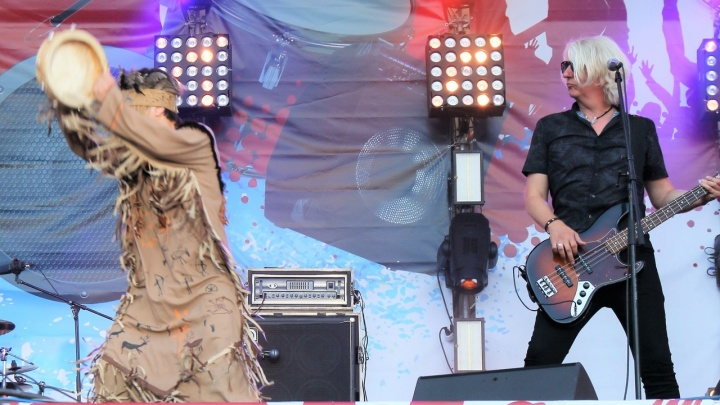 Афиша на неделю: концерты легенд в Красноярске