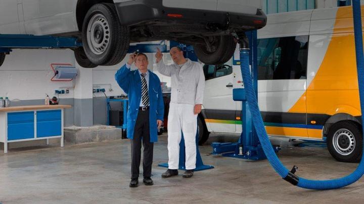 Особенным клиентам — особый сервис: где отремонтировать коммерческий транспорт у официального дилера