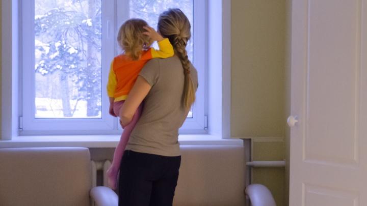 Первого ребёнка с гриппом увезли в новосибирскую больницу