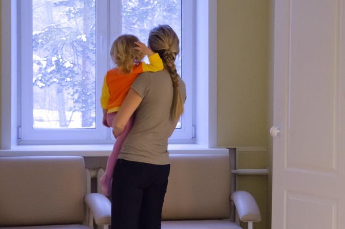 Ребёнку с гриппом понадобилась госпитализация