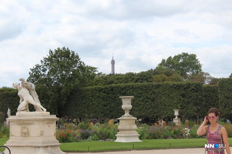 Париж — город с богатой историей