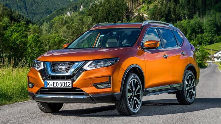 Nissan объявил цены на новый X-Trail с педалью для багажника