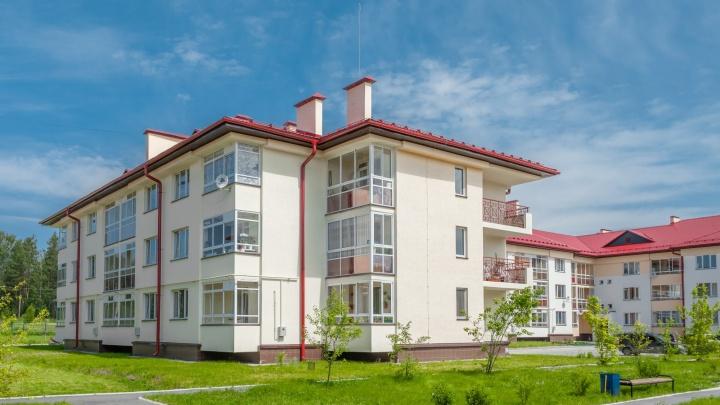 Только 1 день загородное жильё можно выгодно купить на аукционе