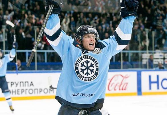 Ещё одного хоккеиста «Сибири» взяли на Олимпиаду в Корею