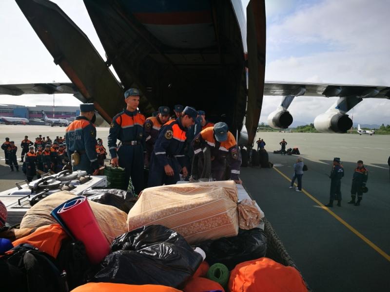ВПриморье направили дополнительные силы спасателей
