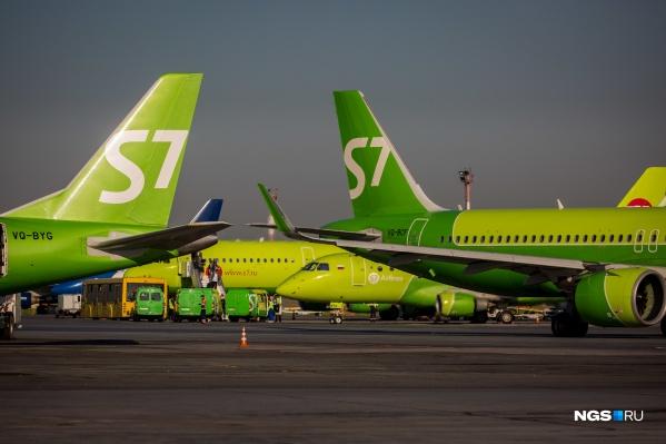 По словам туристки, в разделе покупки билетов на сайте S7 не было никаких предупреждений, что она не может оплатить билет милями