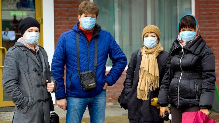 «Погода подвела»: в Челябинске провалилась несогласованная акция за чистый воздух