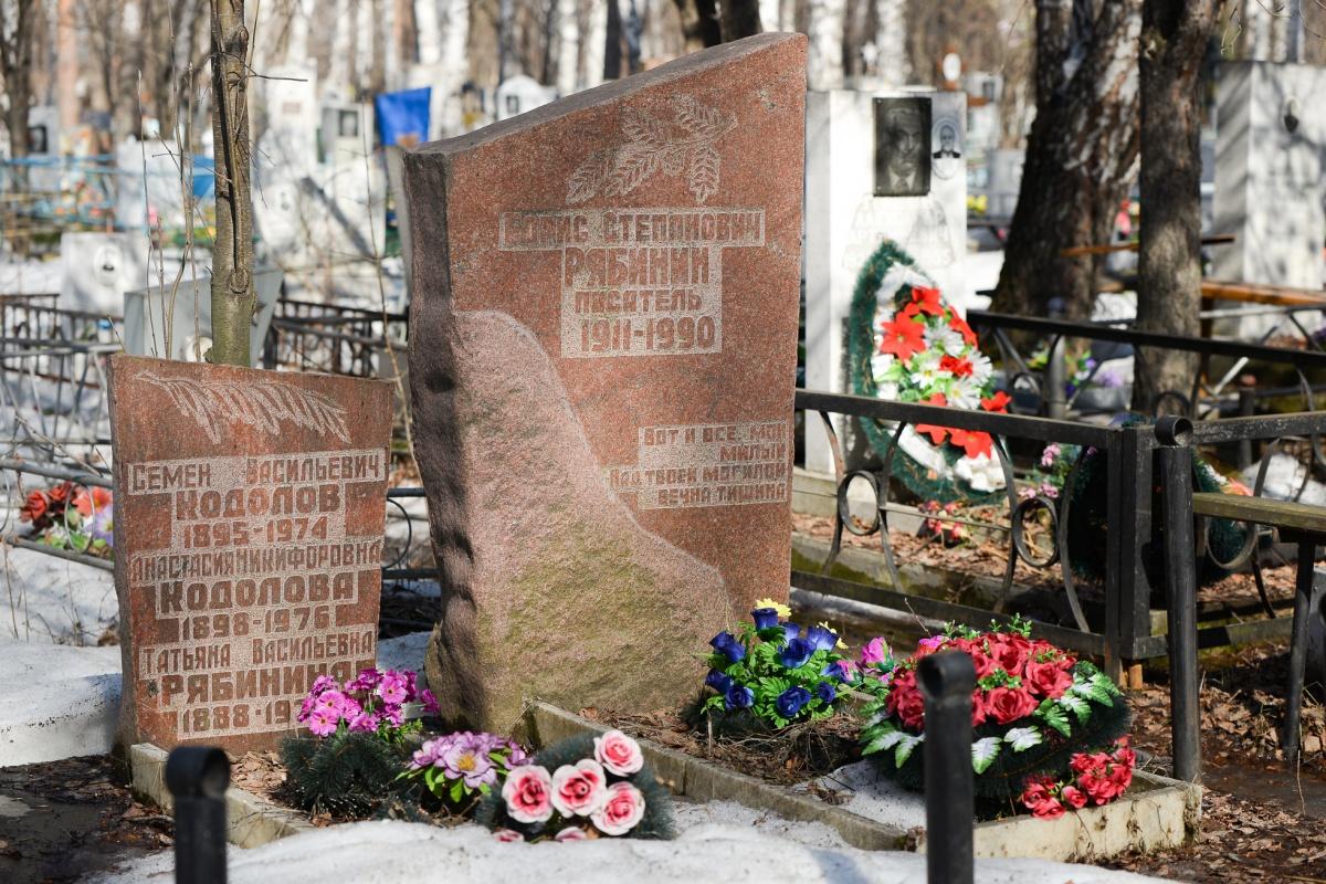 Писатель Борис Рябинин писал книги о природе и исторические очерки