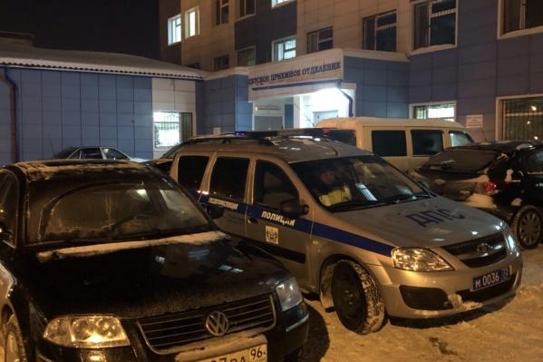 Наряд ДПС попался свердловской семье на трассе