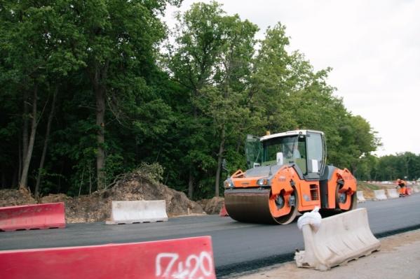 В стратегию включат планы по строительству новых дорог
