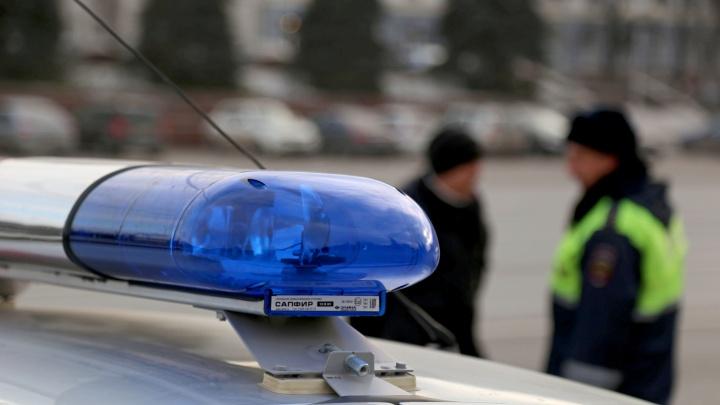 Житель Башкирии угнал машину и попал в ДТП
