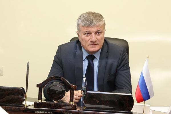 В УФНС Ростовской области Фотинов проработал почти четыре года