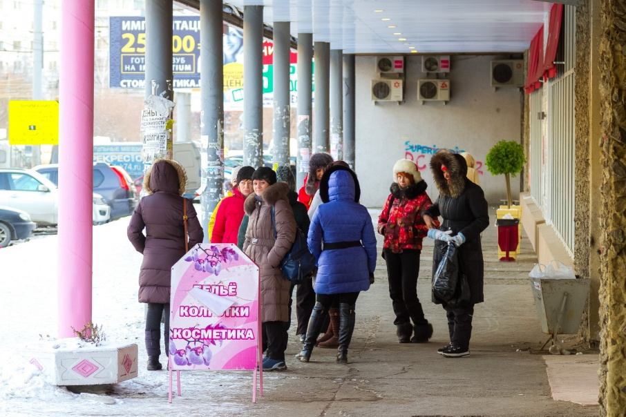 Самый высокий риск получить обморожение существует на остановке, в ожидании транспорта