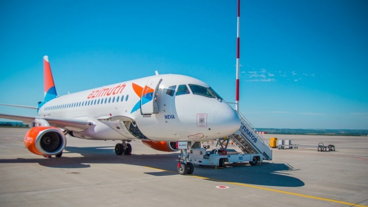 Из Ростова в Тюмень: «Азимут» открыл новый авиарейс