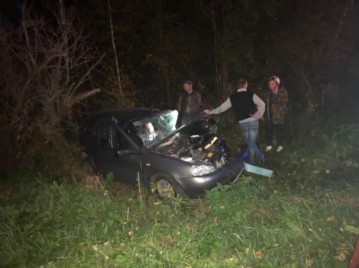 Известно, что пострадали водитель Lada и его пассажирка