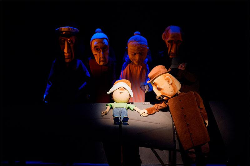 Фестиваль кукольных спектаклей для взрослых будет проходить в Челябинске с 19 по 22 октября