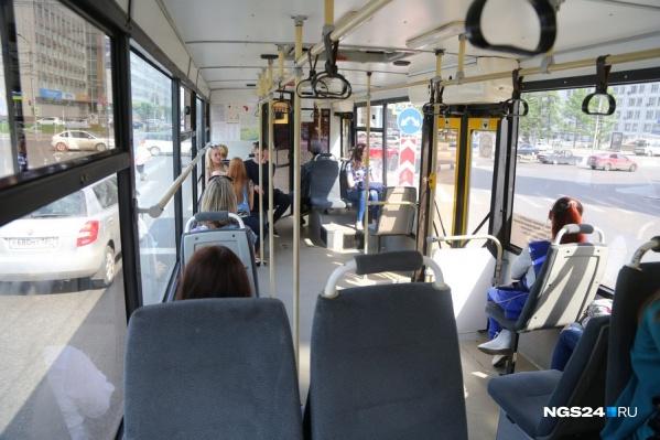 Летом маршрутчики предлагали повысить цену на проезд, но этого не произошло